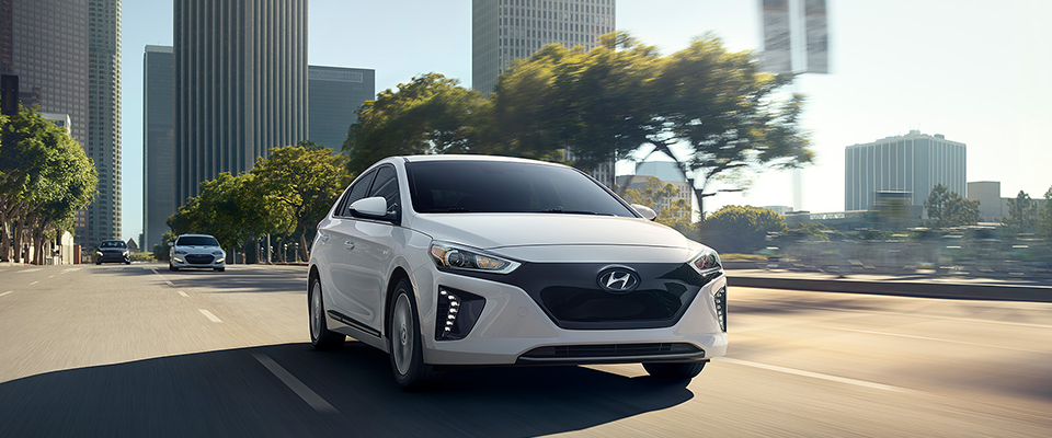 2018 Hyundai Ioniq Electric Appearance Main Img
