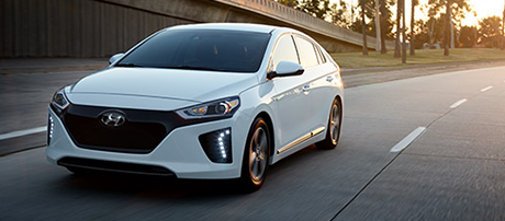 2018 Hyundai Ioniq Electric performance
