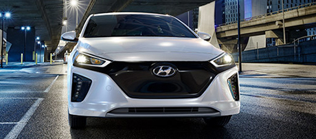 2018 Hyundai Ioniq Electric safety