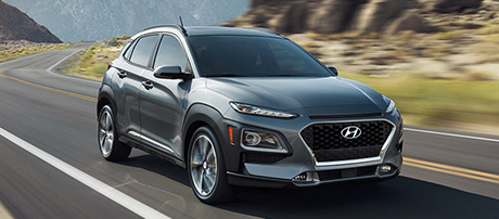2018 Hyundai Kona performance