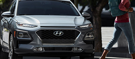 2018 Hyundai Kona safety