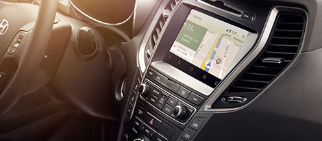 Android Auto<sup>&trade;</sup>