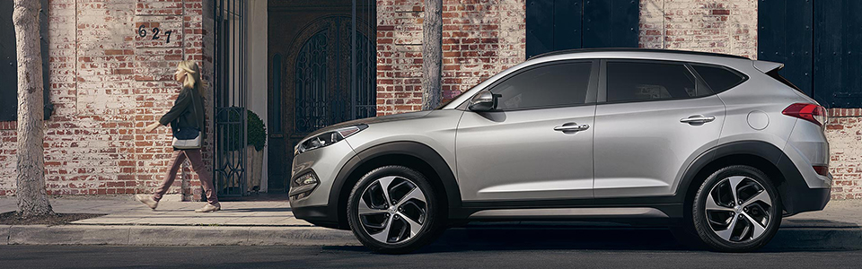 2018 Hyundai Tucson Safety Main Img