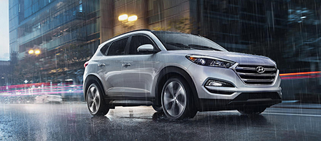 2018 Hyundai Tucson safety