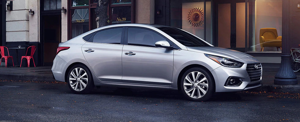 2019 Hyundai Accent Appearance Main Img