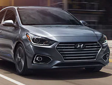 2019 Hyundai Accent appearance