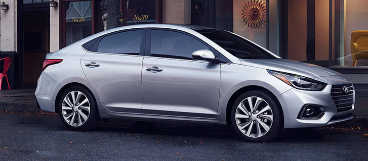 2019 Hyundai Accent safety