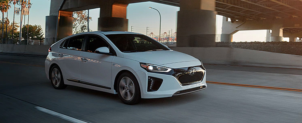 2019 Hyundai Ioniq Electric Appearance Main Img
