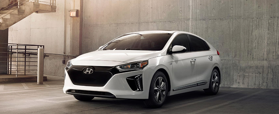 2019 Hyundai Ioniq Electric Main Img