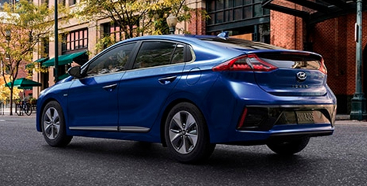 2019 Hyundai Ioniq Electric performance