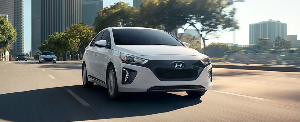 2019 Hyundai Ioniq Electric Safety Main Img