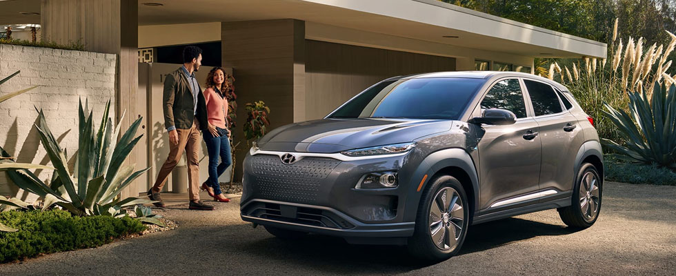 2019 Hyundai Kona Electric Appearance Main Img