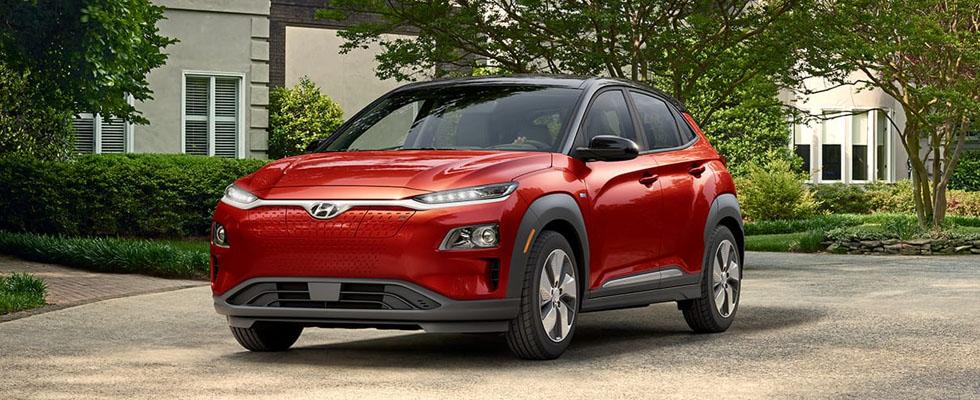 2019 Hyundai Kona Electric Main Img