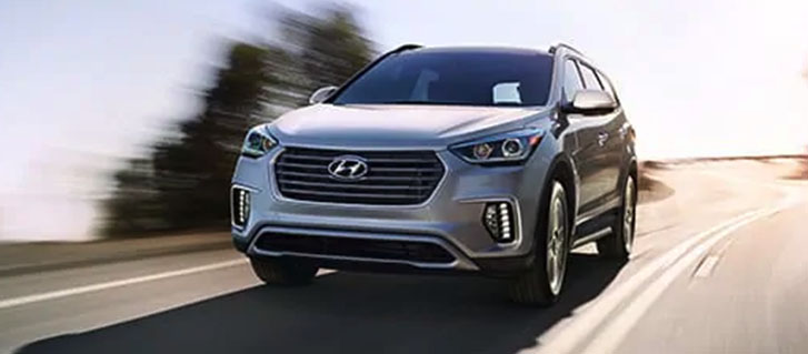 2019 Hyundai Santa Fe XL performance