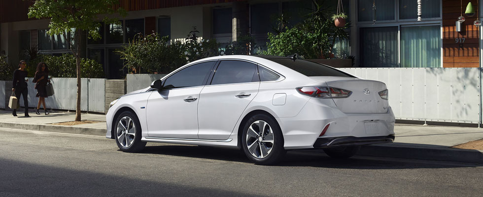 2019 Hyundai Sonata Hybrid Safety Main Img