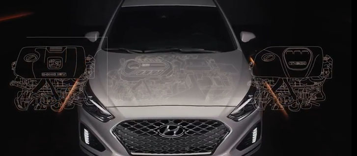 2019 Hyundai Sonata performance