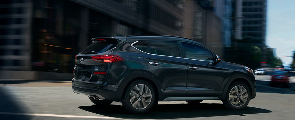 2019 Hyundai Tucson Safety Main Img