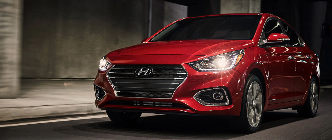2020 Hyundai Accent Appearance Main Img