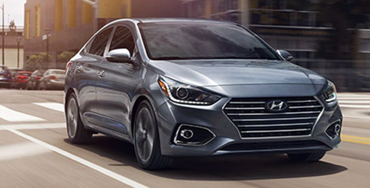 2020 Hyundai Accent appearance