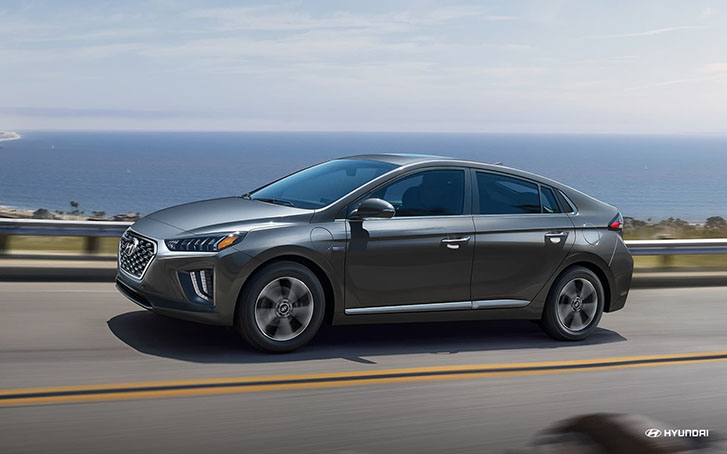 2020 Hyundai Ioniq Plug-in Hybrid performance
