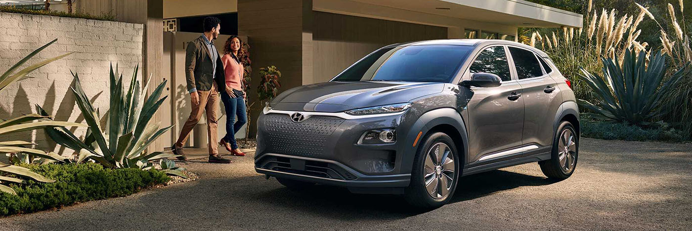 2020 Hyundai Kona Electric Appearance Main Img