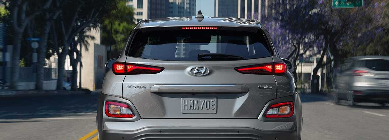 2020 Hyundai Kona Electric performance