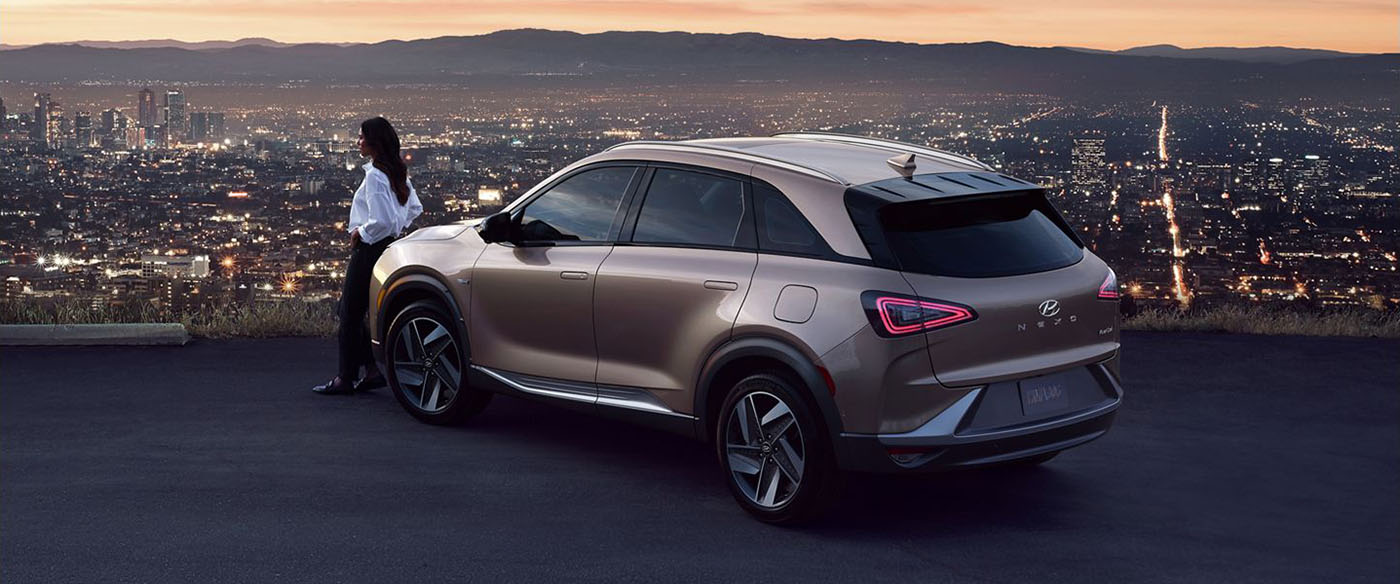 2020 Hyundai NEXO Fuel Cell Main Img
