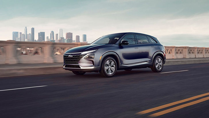 2020 Hyundai NEXO Fuel Cell performance
