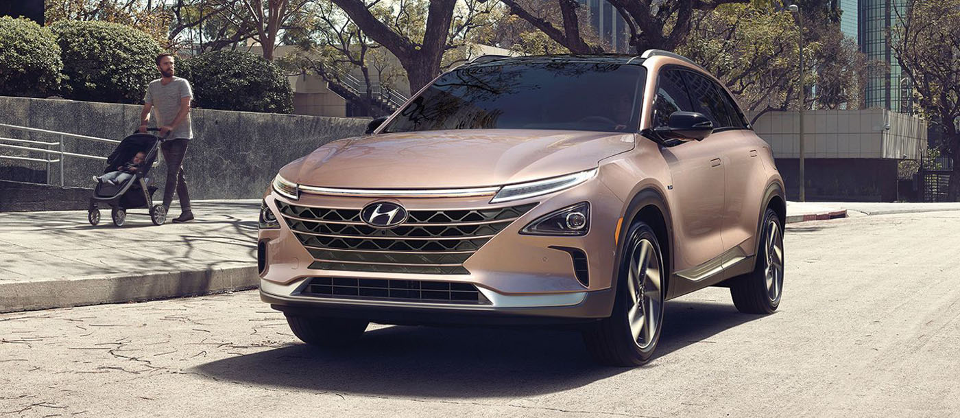 2020 Hyundai NEXO Fuel Cell Safety Main Img