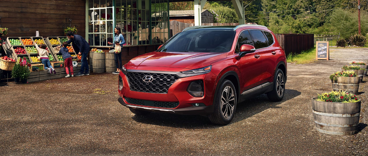 2020 Hyundai Santa Fe Safety Main Img