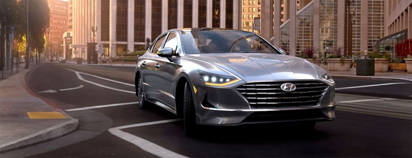 2020 Hyundai Sonata Hybrid Safety Main Img