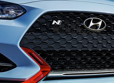 2020 Hyundai Veloster N appearance