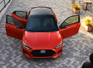 2020 Hyundai Veloster appearance
