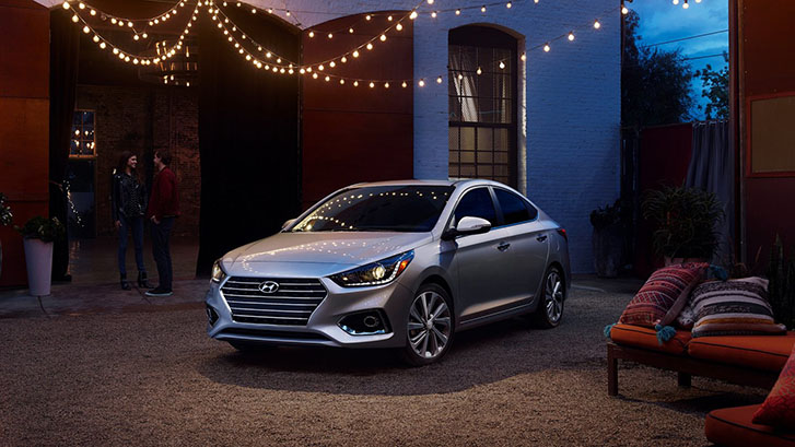 2021 Hyundai Accent safety