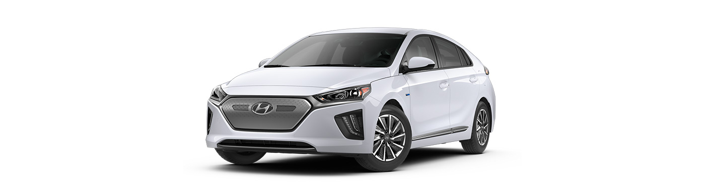 2021 Hyundai Ioniq Electric Main Img