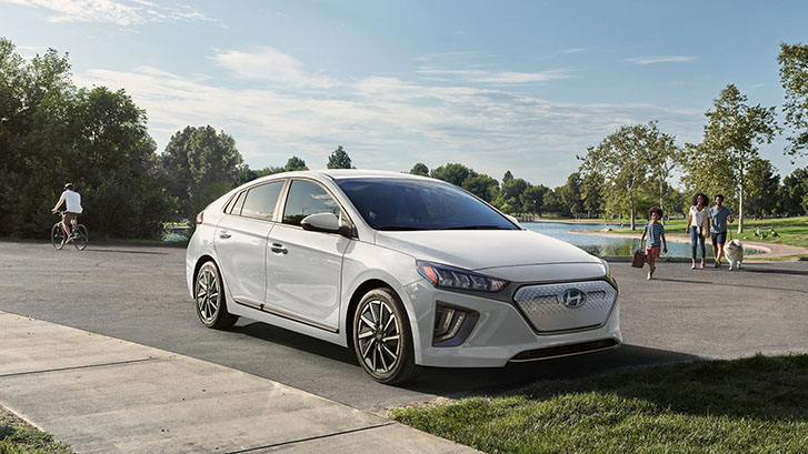 2021 Hyundai Ioniq Electric performance