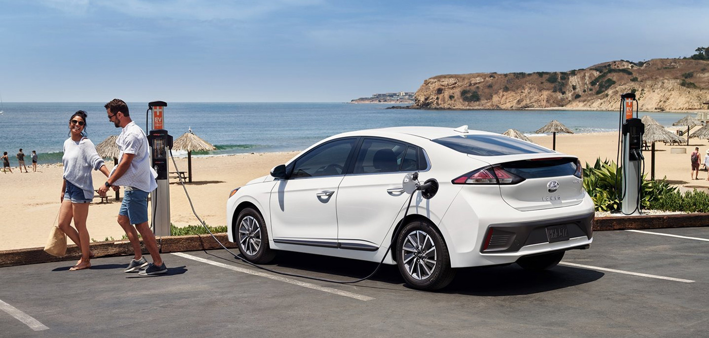 2021 Hyundai Ioniq Electric Safety Main Img