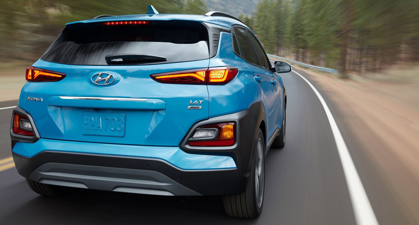 2021 Hyundai Kona Safety Main Img