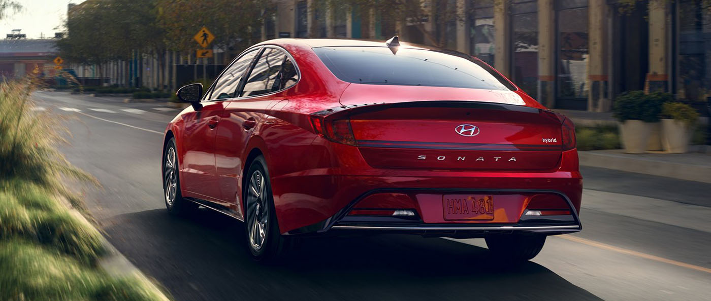 2021 Hyundai Sonata Hybrid Safety Main Img