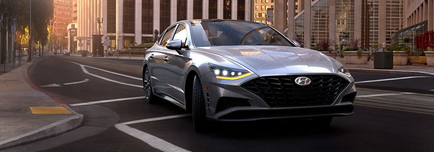 2021 Hyundai Sonata Safety Main Img