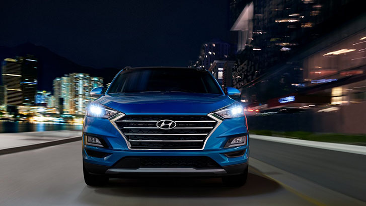 2021 Hyundai Tucson performance