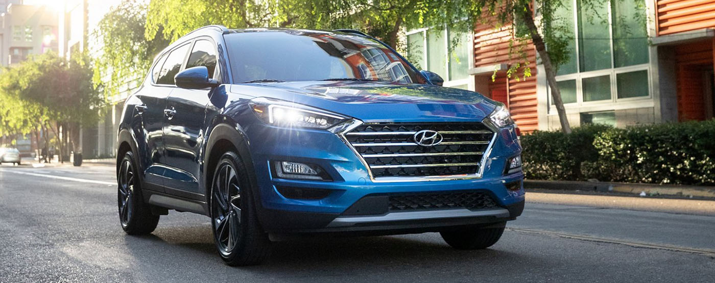 2021 Hyundai Tucson Safety Main Img