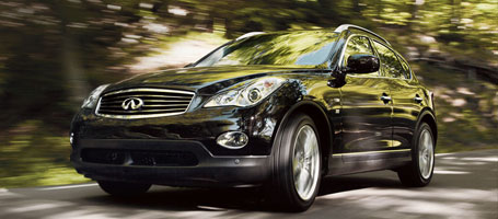 2016 INFINITI QX50 performance