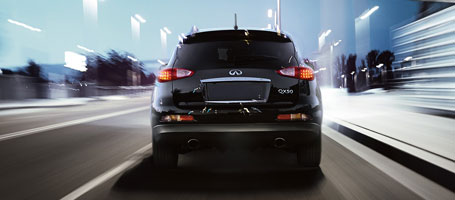 2016 INFINITI QX50 safety