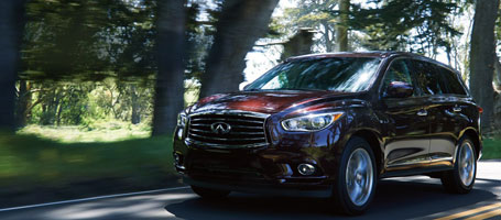 2016 INFINITI QX60 performance