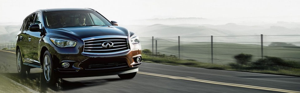 2016 INFINITI QX60 Safety Main Img
