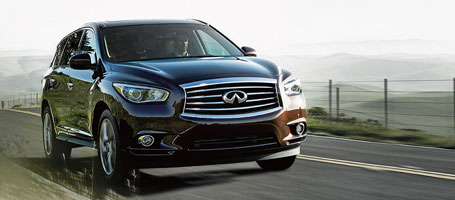 2016 INFINITI QX60 safety