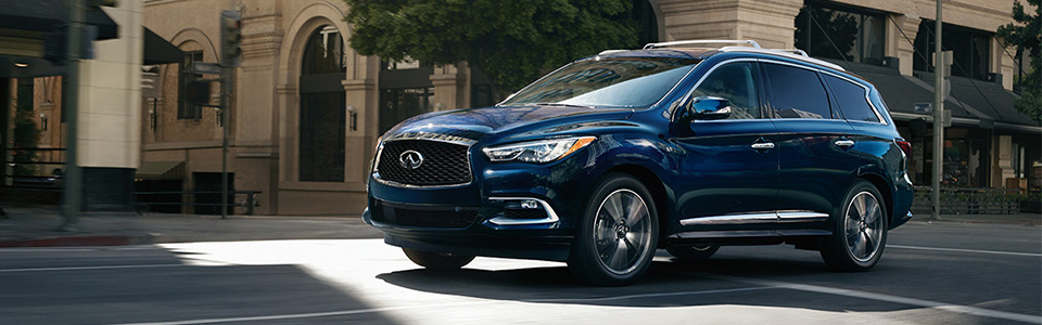 2017 QX60 safety-main image