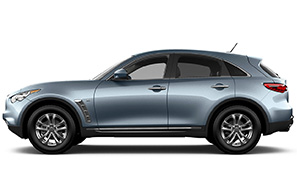 2017 INFINITI QX70 for Sale in Newark, DE