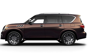 2017 INFINITI QX80 for Sale in Newark, DE